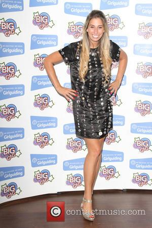 Stacey Solomon - The Wembley arena was the venue for the Girlguiding Big Gig 2014 which saw a live performance...