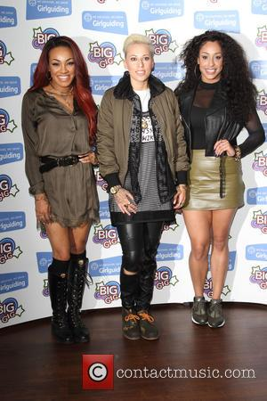 Stooshe - The Wembley arena was the venue for the Girlguiding Big Gig 2014 which saw a live performance from...