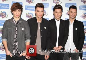 Union J - The Wembley arena was the venue for the Girlguiding Big Gig 2014 which saw a live performance...