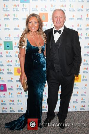 Chris Tarrant and Jane Bird - Shooting Star Chase Ball at The Dorchester - Arrivals - London, United Kingdom -...