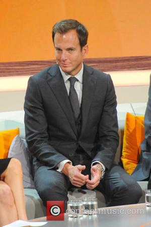Will Arnett - Shots from German Entertainment TV show 'Wetten, dass..?' held at Messehalle (which translates to mean fair hall)...
