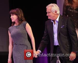 Hunter Tylo and John Mccook