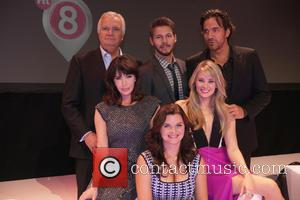 Thorston Kaye, Kim Matula, Scott Clifton, Heather Tom, Hunter Tylo and John Mccook
