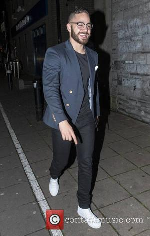 Adam Thomas - Celebrities were in attendance for the relaunch of Ireland's largest garden bar 'Mantra' Garden Bar & Club...