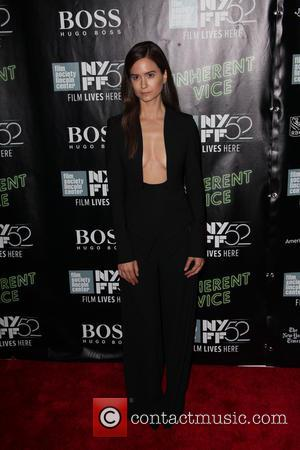 Katherine Waterston - Many stars attended and were photographed at the 52nd New York Film Festival in New York, United...