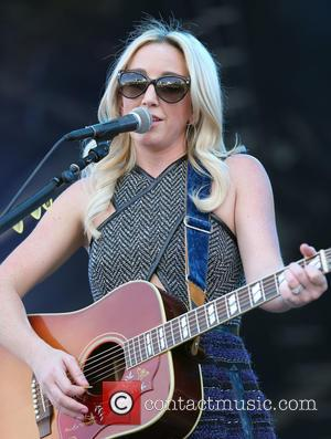 Ashley Monroe - Shots from the Harvest country music festival Route 91 which was held at MGM Resort Village and...