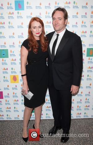 Keeley Hawes and Matthew Macfadyen - Shooting Star Chase Ball at The Dorchester - Arrivals - London, United Kingdom -...