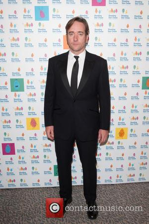 Matthew Macfadyen - Shooting Star Chase Ball at The Dorchester - Arrivals - London, United Kingdom - Saturday 4th October...