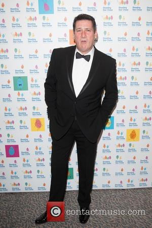 Tony Hadley - Shooting Star Chase Ball at The Dorchester - Arrivals - London, United Kingdom - Saturday 4th October...