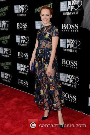 Jena Malone - Many stars attended and were photographed at the 52nd New York Film Festival in New York, United...
