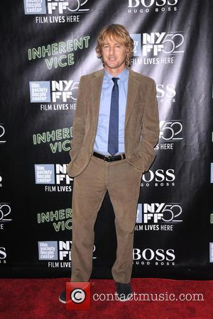 Owen Wilson - Many stars attended and were photographed at the 52nd New York Film Festival in New York, United...