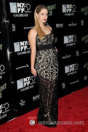 Sasha Pieterse - Many stars attended and were photographed at the 52nd New York Film Festival in New York, United...