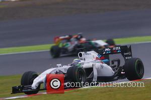Felipe MASSA - Shots from the F1 Japanese Grand Prix in Suzuka, Japan - Sunday 5th October 2014