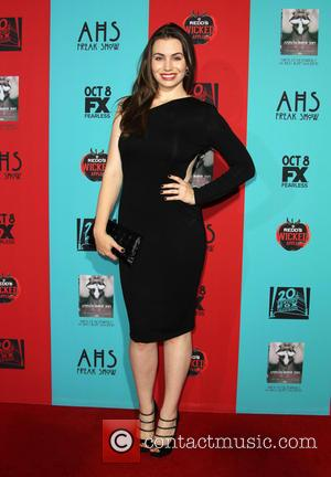 Sophie Simmons - Stars turned out in numbers for the Premiere Screening Of FX's 'American Horror Story: Freak Show' in...