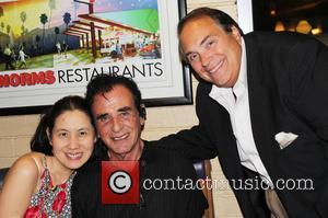 Morgan Woodward and Tony Tarantino