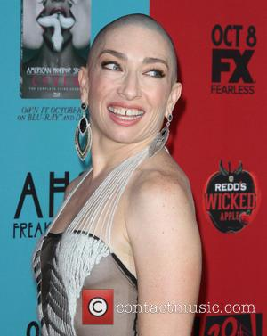 Naomi Grossman - Stars turned out in numbers for the Premiere Screening Of FX's 'American Horror Story: Freak Show' in...