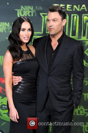 "Megan Fox Gushes About Being A Happy Mother: ""I Like Being Around Boys And Being the Center of Attention''"