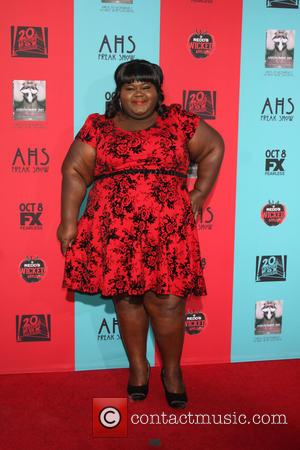 Gabourey Sidibe - Stars turned out in numbers for the Premiere Screening Of FX's 'American Horror Story: Freak Show' in...