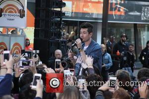 Dan Smith - Bastille performing live on the 'Today' show - New York City, New York, United States - Monday...