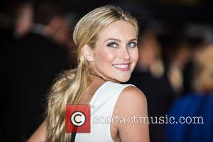 Stephanie Pratt - 'Love, Rosie' world premiere at Odeon West End - London, United Kingdom - Monday 6th October 2014