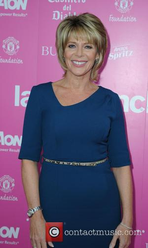 Ruth Langsford - Manchester United Ladies Lunch - Manchester, United Kingdom - Monday 6th October 2014