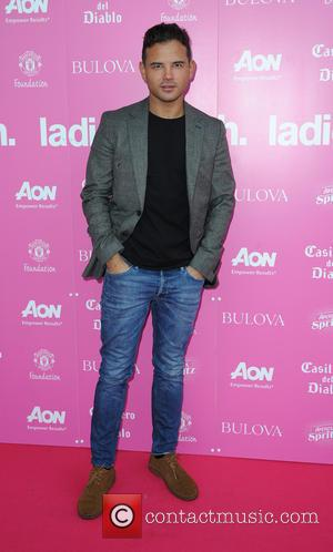 Ryan Thomas - Manchester United Ladies Lunch - Manchester, United Kingdom - Monday 6th October 2014