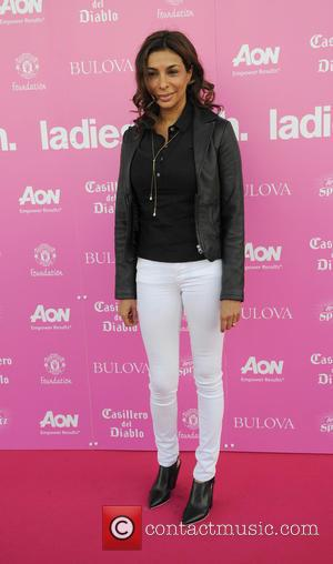 Shobna Gulati - Manchester United Ladies Lunch - Manchester, United Kingdom - Monday 6th October 2014