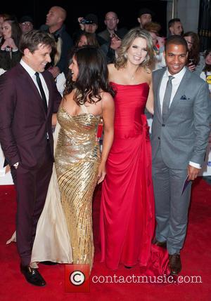 Ben Shephard, Susanna Reid, Charlotte Hawkins and Sean Fletcher - Pride of Britain Awards at Grosvenor Hotel, Grosvenor House -...