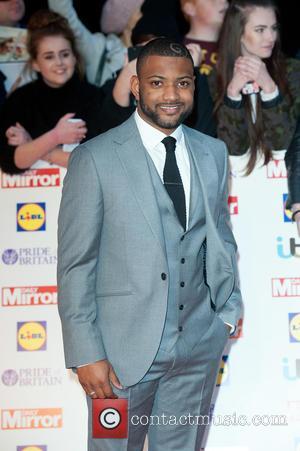 JB Gill - Pride of Britain Awards at Grosvenor Hotel, Grosvenor House - London, United Kingdom - Monday 6th October...