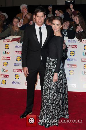 Katherine Kelly and Guest - Pride of Britain Awards at Grosvenor Hotel, Grosvenor House - London, United Kingdom - Monday...