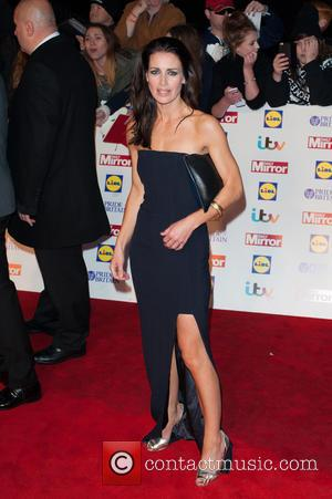 Kirsty Gallacher - Pride of Britain Awards at Grosvenor Hotel, Grosvenor House - London, United Kingdom - Monday 6th October...