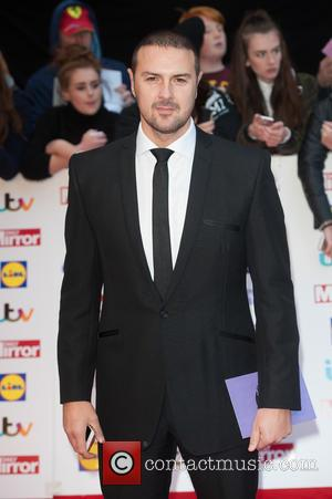 Paddy McGuinness - Pride of Britain Awards at Grosvenor Hotel, Grosvenor House - London, United Kingdom - Monday 6th October...