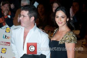 Simon Cowell and Lauren Silverman - Pride of Britain Awards at Grosvenor Hotel, Grosvenor House - London, United Kingdom -...