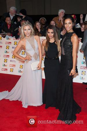The Saturdays, Vanessa White, Rochelle Humes and Mollie King