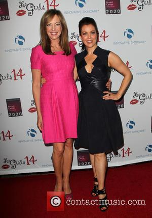 Allison Janney and Bellamy Young