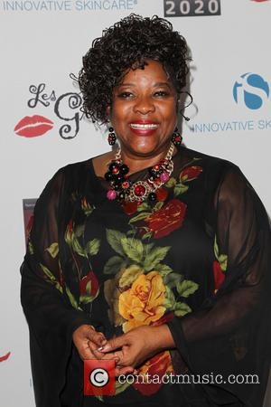 Loretta Devine - Les Girls 14 Cabaret Benefit at Avalon - Hollywood, California, United States - Monday 6th October 2014