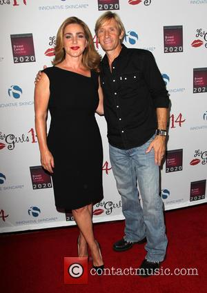 Peri Gilpin and Guest - Les Girls 14 Cabaret Benefit at Avalon - Hollywood, California, United States - Monday 6th...