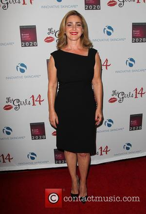 Peri Gilpin - Les Girls 14 Cabaret Benefit at Avalon - Hollywood, California, United States - Monday 6th October 2014