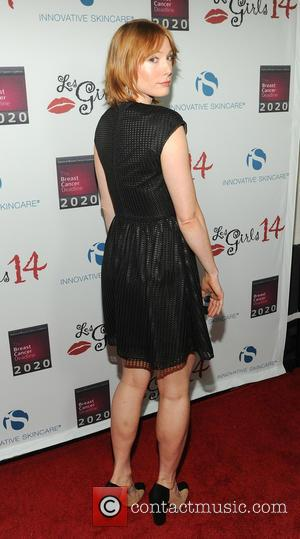 Alicia Witt - Les Girls 14 Cabaret Benefit - Arrivals at Avalon - Hollywood, California, United States - Monday 6th...