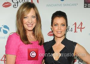 Bellamy Young and Allison Janney