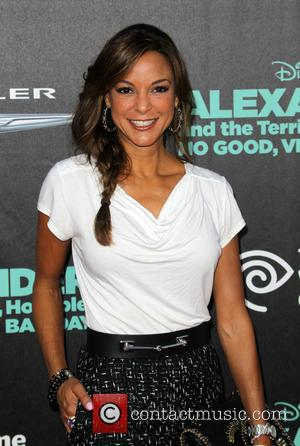 Eva LaRue - Premiere of Disney's 'Alexander and the Terrible, Horrible, No Good, Very Bad Day' at the El Capitan...