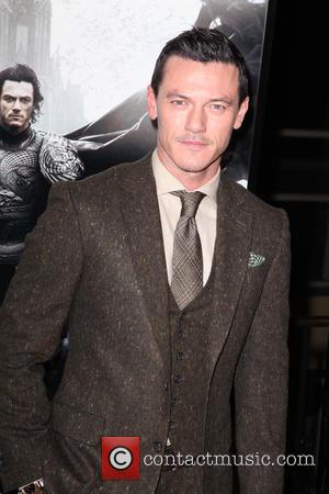 Luke Evans - New York premiere of 'Dracula Untold' - New York City, United States - Monday 6th October 2014