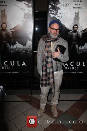 Michael Stipe - New York premiere of 'Dracula Untold' - New York City, United States - Monday 6th October 2014