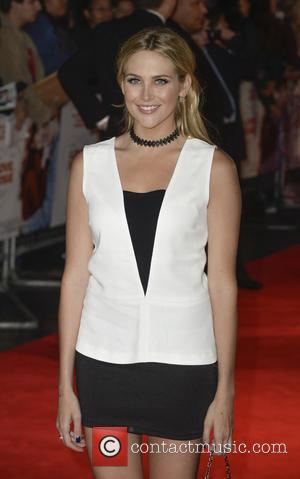 Stephanie Pratt - World premiere of 'Love, Rosie' at Leicester Sqaure, Odeon West End - London, United Kingdom - Monday...
