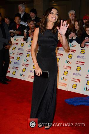 Christine Bleakley - The Pride Of Britain Awards 2014 - Arrivals - London, United Kingdom - Monday 6th October 2014