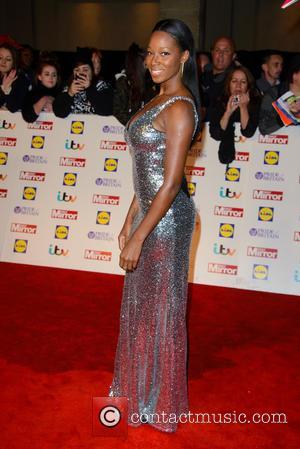 Jamelia - The Pride Of Britain Awards 2014 - Arrivals - London, United Kingdom - Monday 6th October 2014