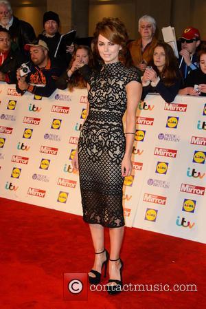 Kara Tointon - The Pride Of Britain Awards 2014 - Arrivals - London, United Kingdom - Monday 6th October 2014