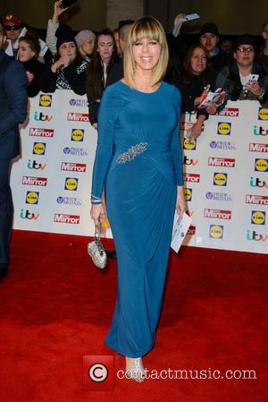 Kate Garraway - The Pride Of Britain Awards 2014 - Arrivals - London, United Kingdom - Monday 6th October 2014