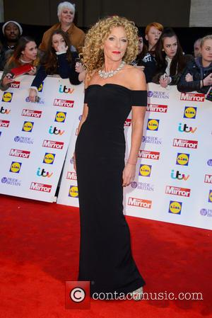 Kelly Hoppen - The Pride Of Britain Awards 2014 - Arrivals - London, United Kingdom - Monday 6th October 2014