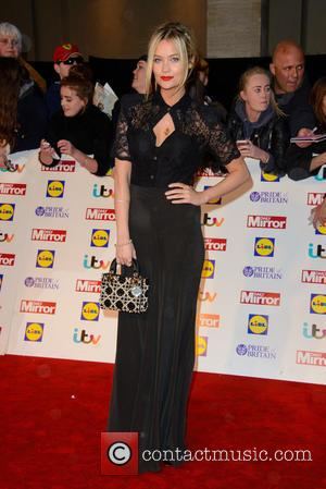 Laura Whitmore - The Pride Of Britain Awards 2014 - Arrivals - London, United Kingdom - Monday 6th October 2014